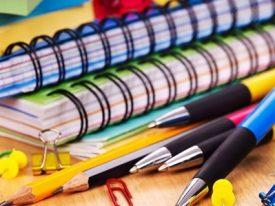 ¿Qué útiles escolares son los más requeridos por niños?