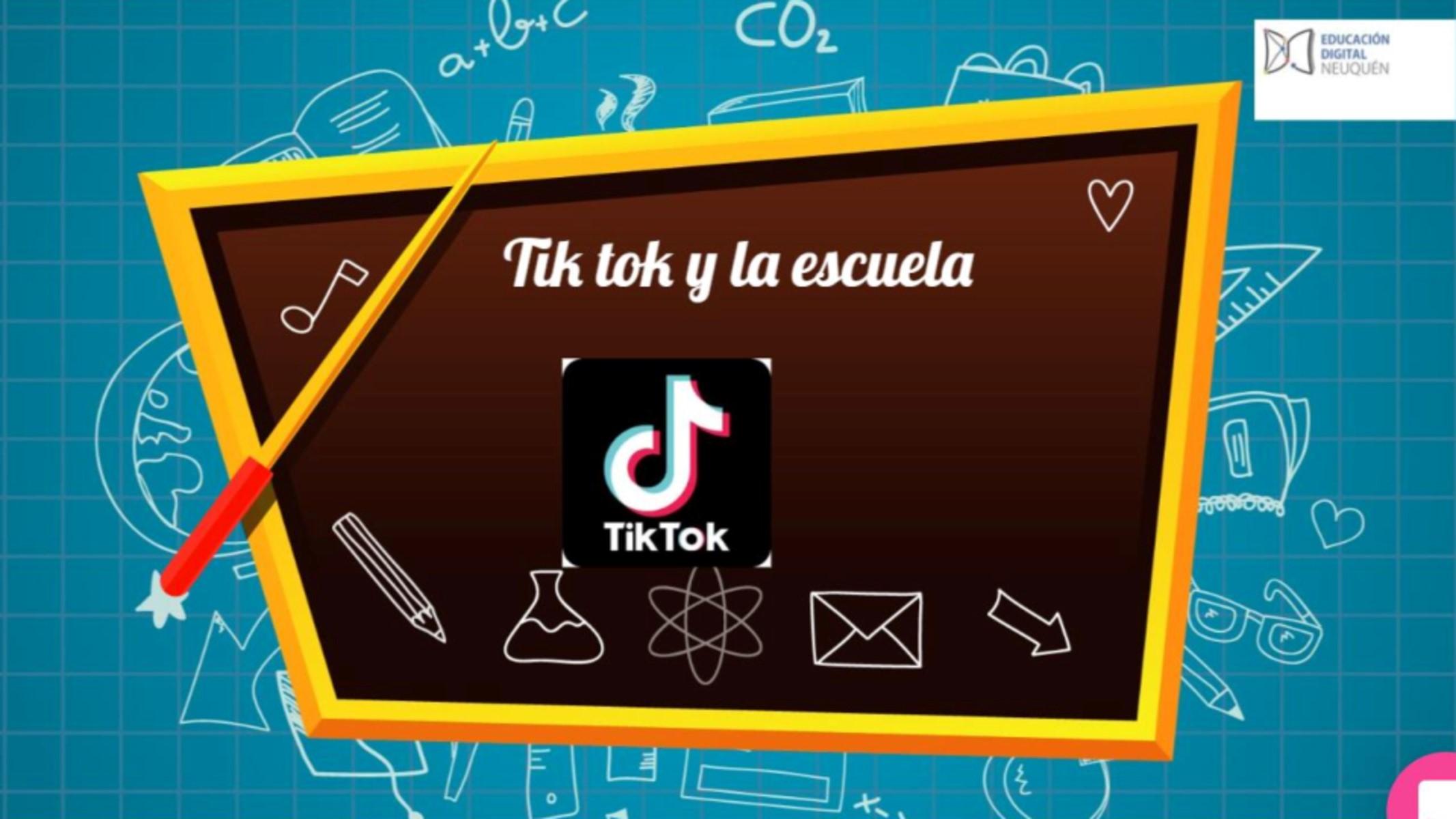 Tik Tok como herramienta educativa